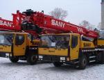 Автокран SANY QY20C